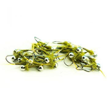 Quill Jig Golden Olive