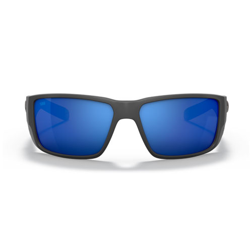 The Blackfin PRO 580G Blue Mirroris an enhanced version of one of Costa's most trusted and well-loved frames, the Blackfin PRO builds
